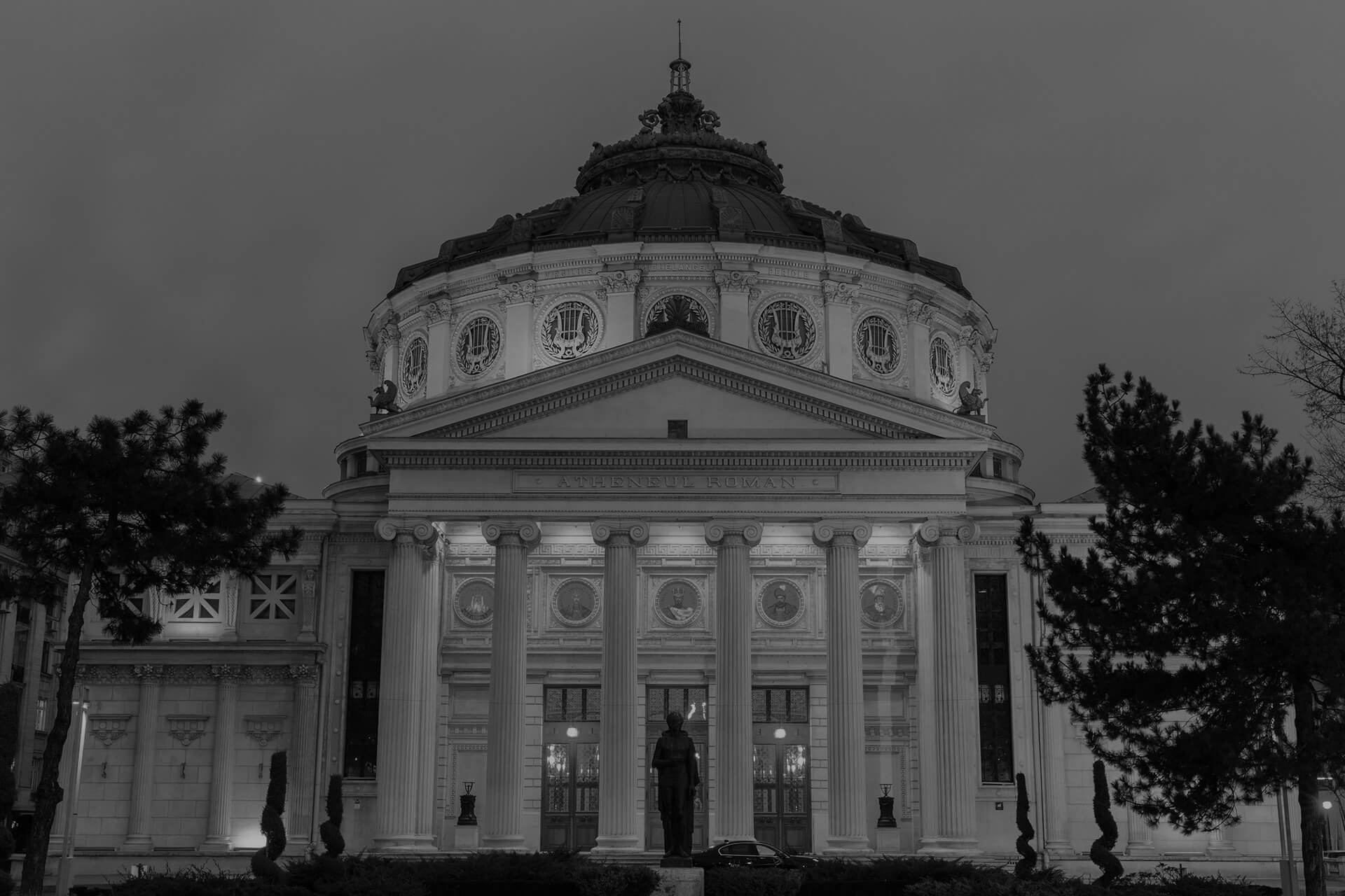Athanasios Fragkos - Bucharest